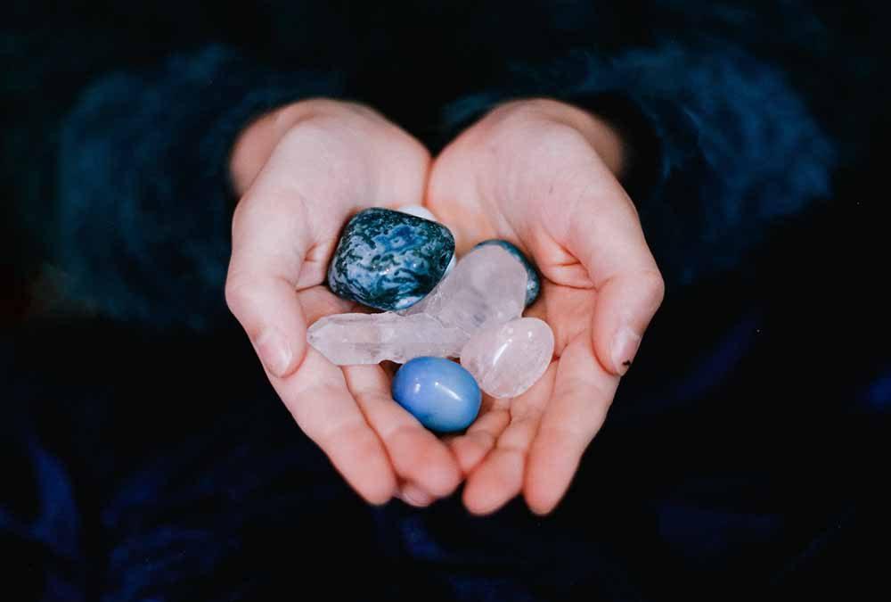 Welk kristal hoort bij welk sterrenbeeld?